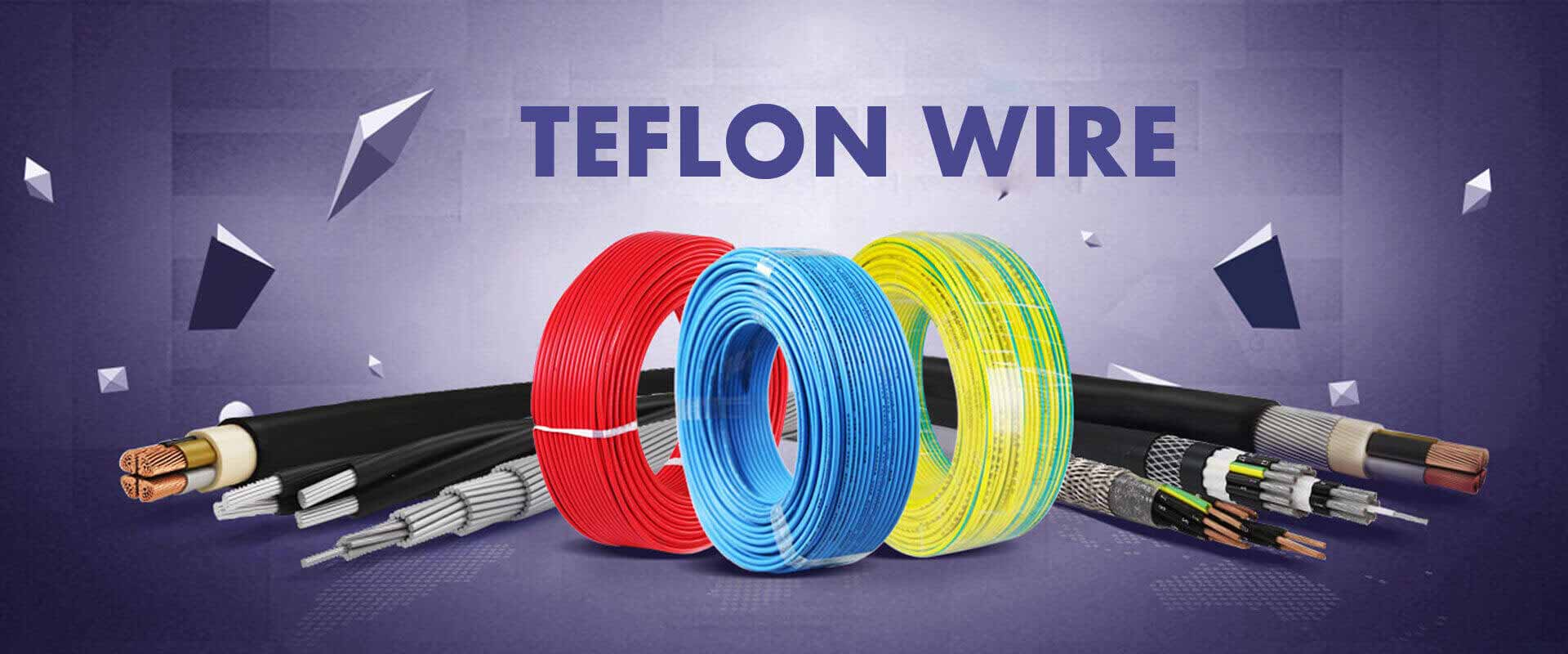 Teflon Wire In Longding