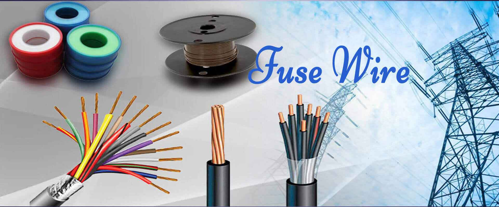 Silver Plated Copper Wire For Fuse In Vellore